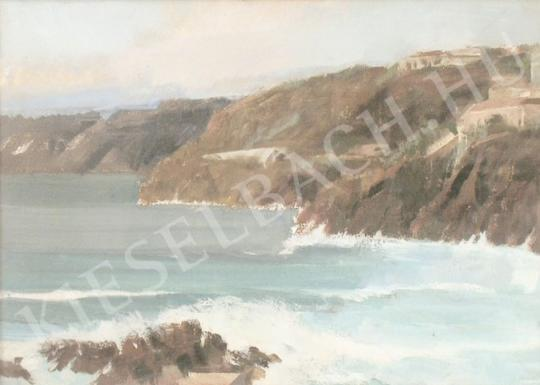 Eladó  Somogyi János - Reggel az öbölben festménye