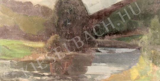 For sale  Somogyi, János - Landscape 's painting