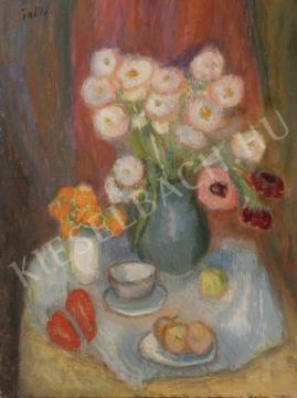 Eladó Tallós Ilona - Csendélet festménye