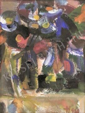 For sale  Tóth, Imre (Toth, Emanuel) - Asters 's painting