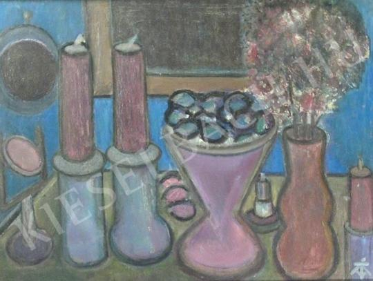 For sale Tóth-Vissó, Árpád - Still-Life 's painting