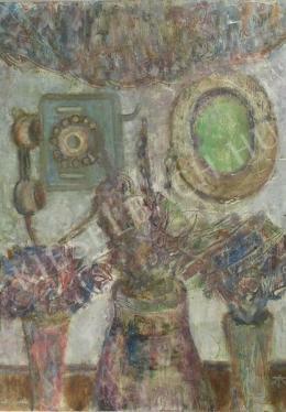 Tóth-Vissó Árpád - Csokrok öreg telefonnal