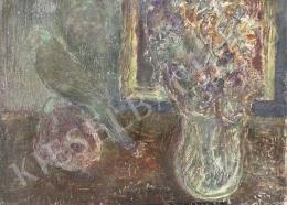 Tóth-Vissó, Árpád - Still-Life with Bird
