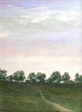 Eladó  Turcsán Miklós - Naplemente festménye