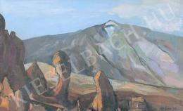Urbán, György - Brown Rocks