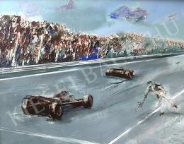 Végh András - Autóverseny