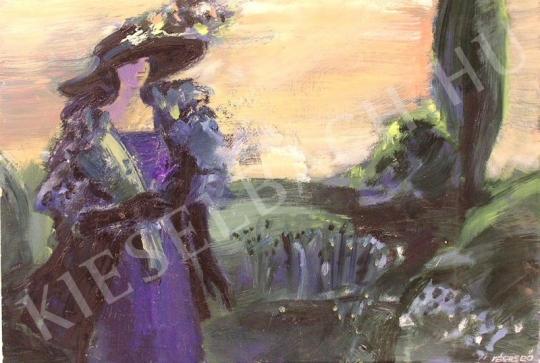 Eladó Véghseő Klára - Nosztalgia festménye