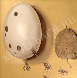 Záborszky, Viola (Fehér Istvánné) - The Egg
