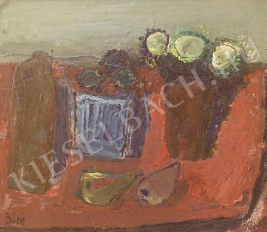 For sale Bíró, Lajos - Still-Life with Flowers 's painting