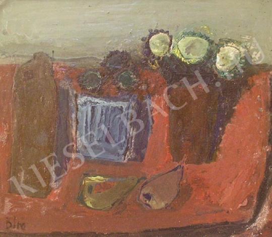 Eladó Bíró Lajos - Virágcsendélet festménye