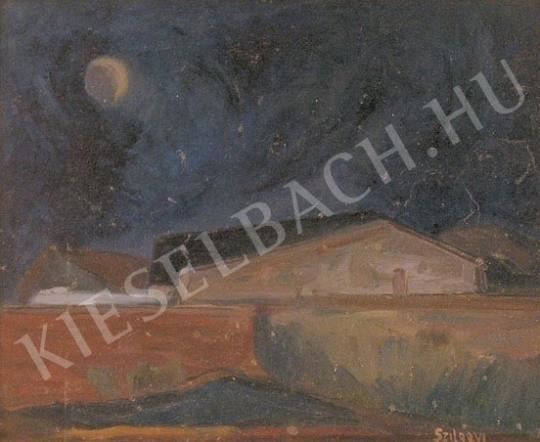 Eladó Szilágyi Elek - Este II. festménye