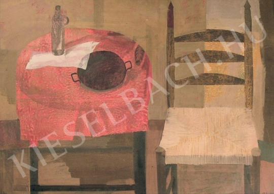 Eladó Szabados János - Kisszoba festménye