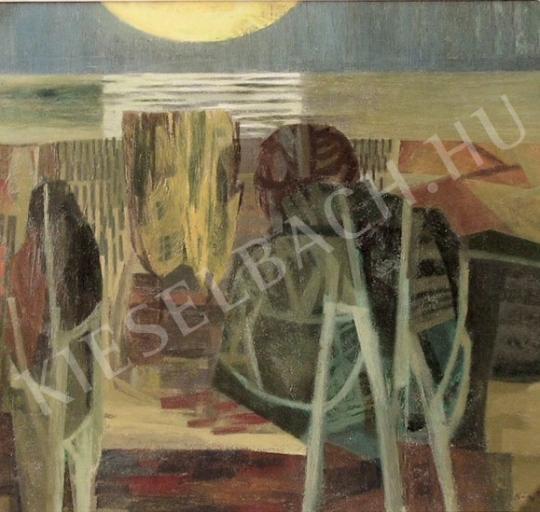 Eladó Nagy Tibold - Táj festménye