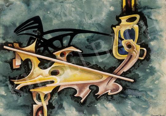 Czumpf Imre - Kompozíció   12. Aukció aukció / 235 tétel