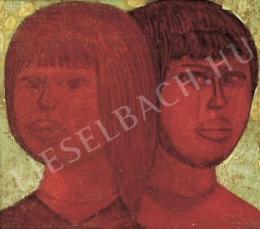 Tilless Béla - Barátnők