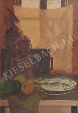 For sale Bencs, Gábor - Still-Life with Fish 's painting