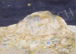 Altorjai Sándor - Éjszakai táj