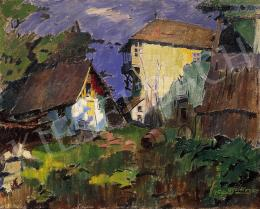 Nagy, Oszkár - The last sunshine, 1935