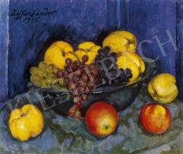 Ziffer, Sándor - Still life with grapes