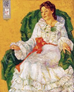 Zlotescu, George - Portrait of a woman