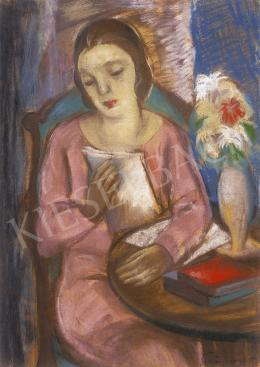Schönberger, Armand - Woman, reading
