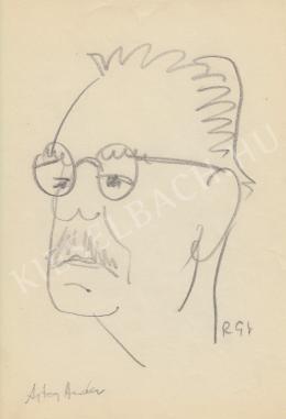 Rózsahegyi György - Ajtay Andor színész, rendező portréja