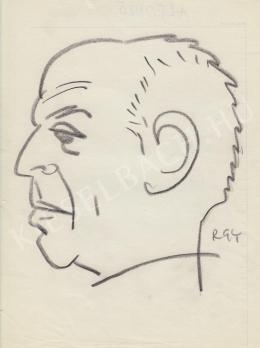Rózsahegyi György - Alfonzó humorista portréja