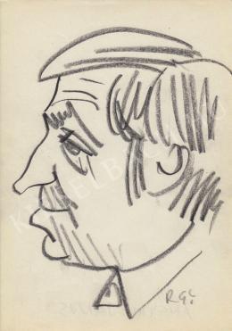 Rózsahegyi György - Angyal János humorista portréja