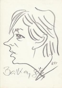 Rózsahegyi György - Balkay Géza színész portréja
