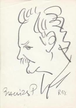 Rózsahegyi György - Balázs Péter színész portréja