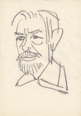 Rózsahegyi György - Benkő Gyula színész portréja