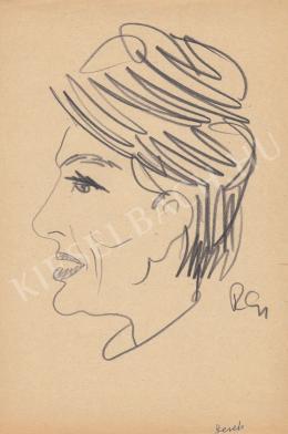 Rózsahegyi György - Berek Kati színésznő portréja