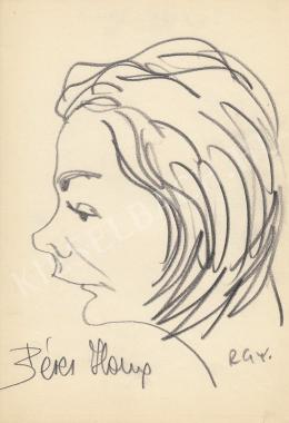 Rózsahegyi György - Béres Ilona színésznő portréja