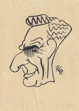 Rózsahegyi György - Erdődy Kálmán színész portréja
