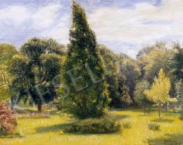 Boldizsár István - Kenderesi park