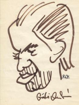 Rózsahegyi György - Gáti Oszkár színész portréja