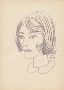 Rózsahegyi György - Gordon Zsuzsa színésznő portréja