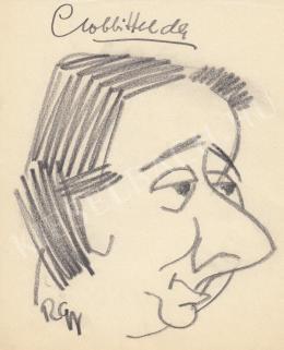 Rózsahegyi György - Gobbi Hilda színésznő portréja