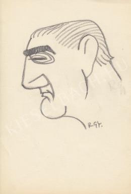Rózsahegyi György - Greguss Zoltán színész portréja