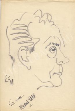 Rózsahegyi, György - Portrait of Ferenc Kállai Actor, Director