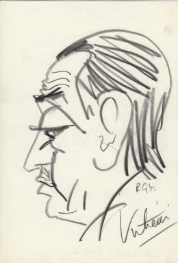 Rózsahegyi György - Kibédi Ervin színművész, komikus portréja
