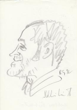Rózsahegyi, György - Portrait of Róbert Koltai Actor, Director