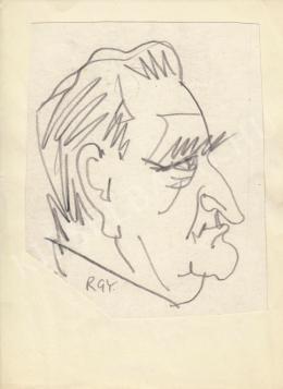 Rózsahegyi György - Kovács Károly színész portréja