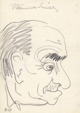 Rózsahegyi György - Kőmíves Sándor színész portréja