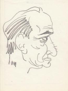 Rózsahegyi György - Kőmíves Sándor színész portréja (1970-80-as évek)