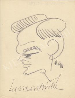 Rózsahegyi György - Latinovits Zoltán színész portréja