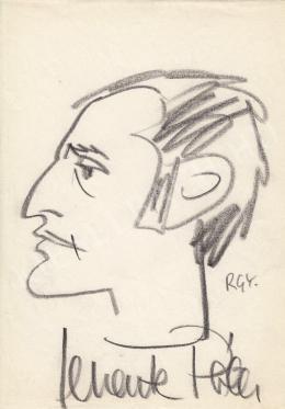 Rózsahegyi György - Levente Péter színész, rendező portréja