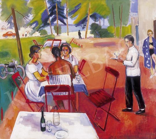 Bornemisza, Géza - Restaurant | 11th Auction auction / 122 Item