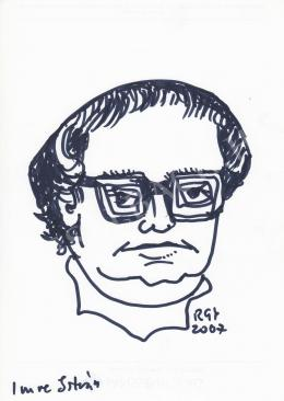 Rózsahegyi, György - Portrait of István Imre Puppet-film Director