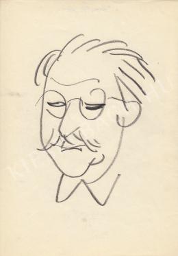 Rózsahegyi György - Pátzay Pál szobrász portréja